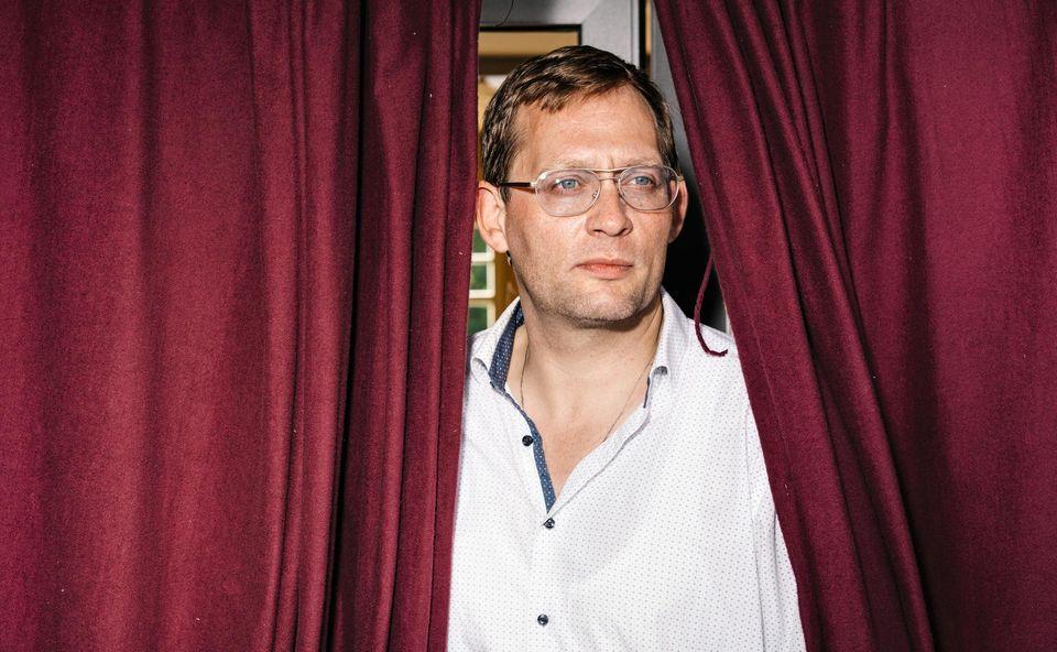 Schriftsteller Clemens Meyer