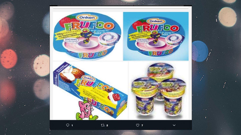 Rezept frufoo Frufoo