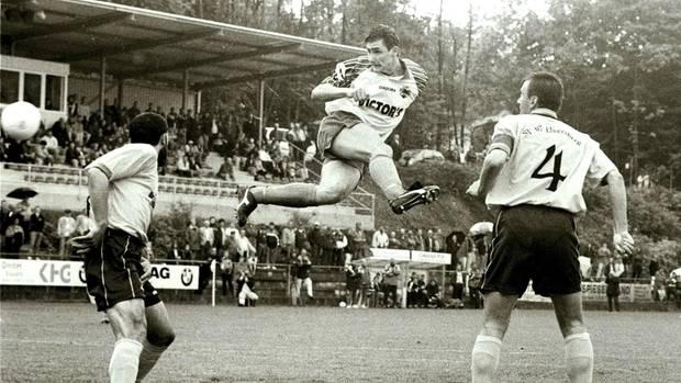 Miroslav Klose für den FC Homburg