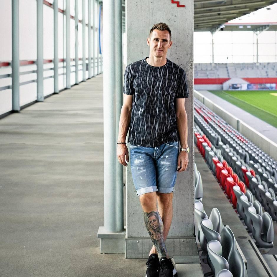 Gesellschaft: Aussiedlersohn, Provinzfußballer, Weltmeister – Miroslav Klose erzählt von seinem bewegten Leben