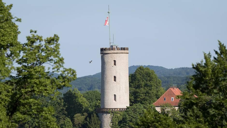 Sparrenburg in Bielefeld