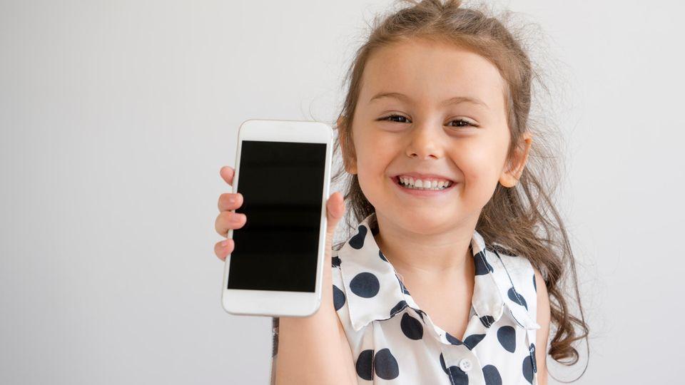 Nicht jedes Handy ist für Kinder geeignet