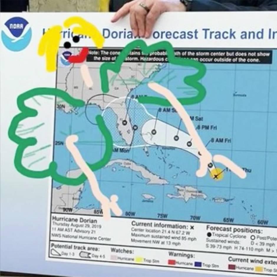 Angriffe auf US-Forschung: Nicht nur eine leidige Hurrikan-Debatte: Wie die US-Wissenschaft unter Trump leidet - und sich wehrt