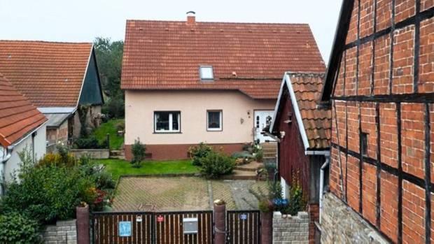 Das Elternhaus in Breitenbach