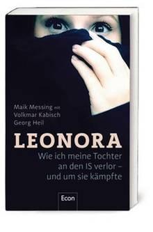 """Cover des Buches """"Leonora"""""""