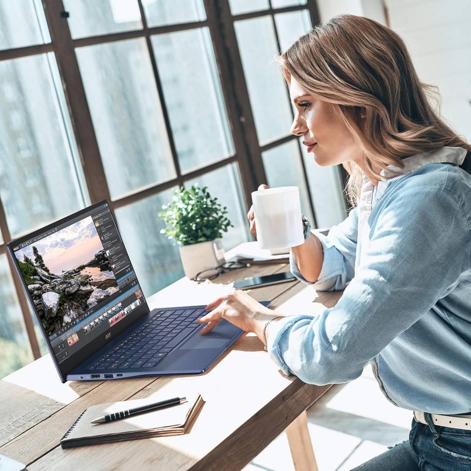 IFA 2019: Schick, schlank - und mehr wie ein Smartphone: Der zweite Frühling des Notebooks