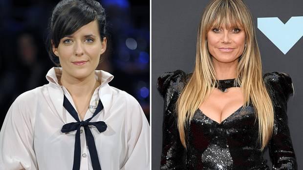 Sarah Kuttner kritisiert Heidi Klum für ihr Hochzeitsgeschenk