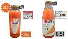 Hipp Karottensaft