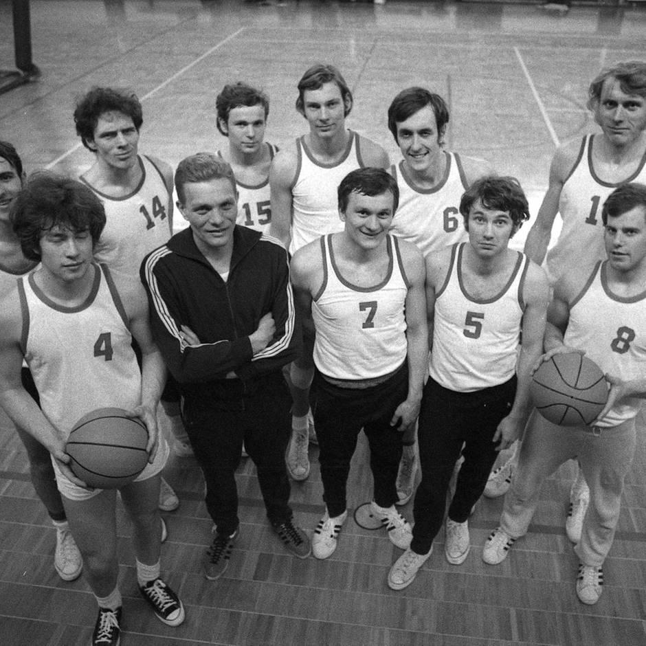 Sport kompakt: Früherer Basketball-Nationalspieler Pethran gestorben