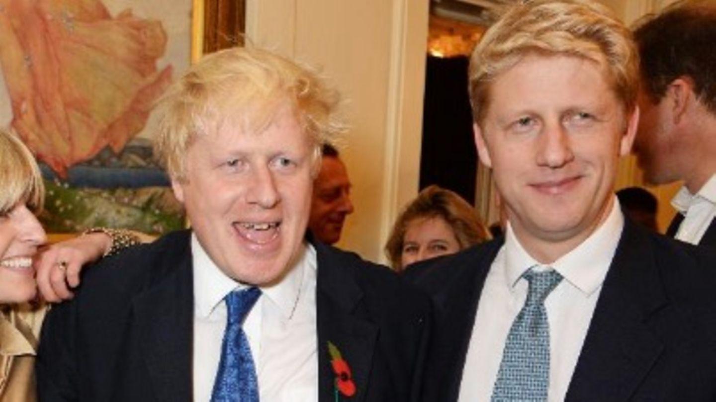 Boris Johnson Bruder