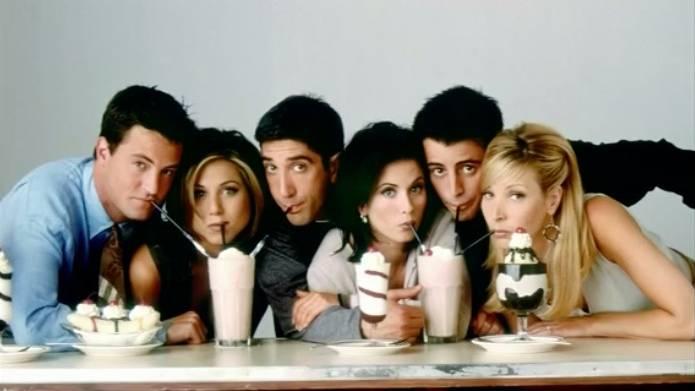 """Kultserie: 25 Jahre """"Friends"""" – zum Jubiläum zahlt Netflix eine Millionensumme für die Ausstrahlungsrechte"""