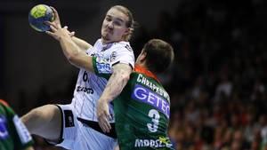 Handball-Bundesliga-Spiel SC Magdeburg - THW Kiel: 40 Sekunden vor Schluss sendete die ARD Werbung