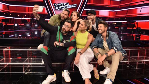 "Rapper Sido mischt ""The Voice of Germany"" auf"