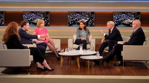 Anne Will zum Brexit und Boris Johnson