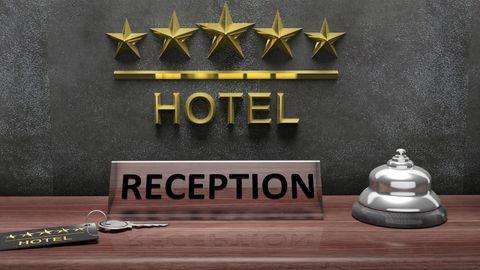 250 Kriterien sind für die Vergabe für Hotelsterne erforderlich