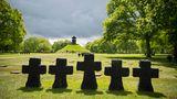 Soldatengräber  Volksbund Deutsche Kriegsgräberfürsorge