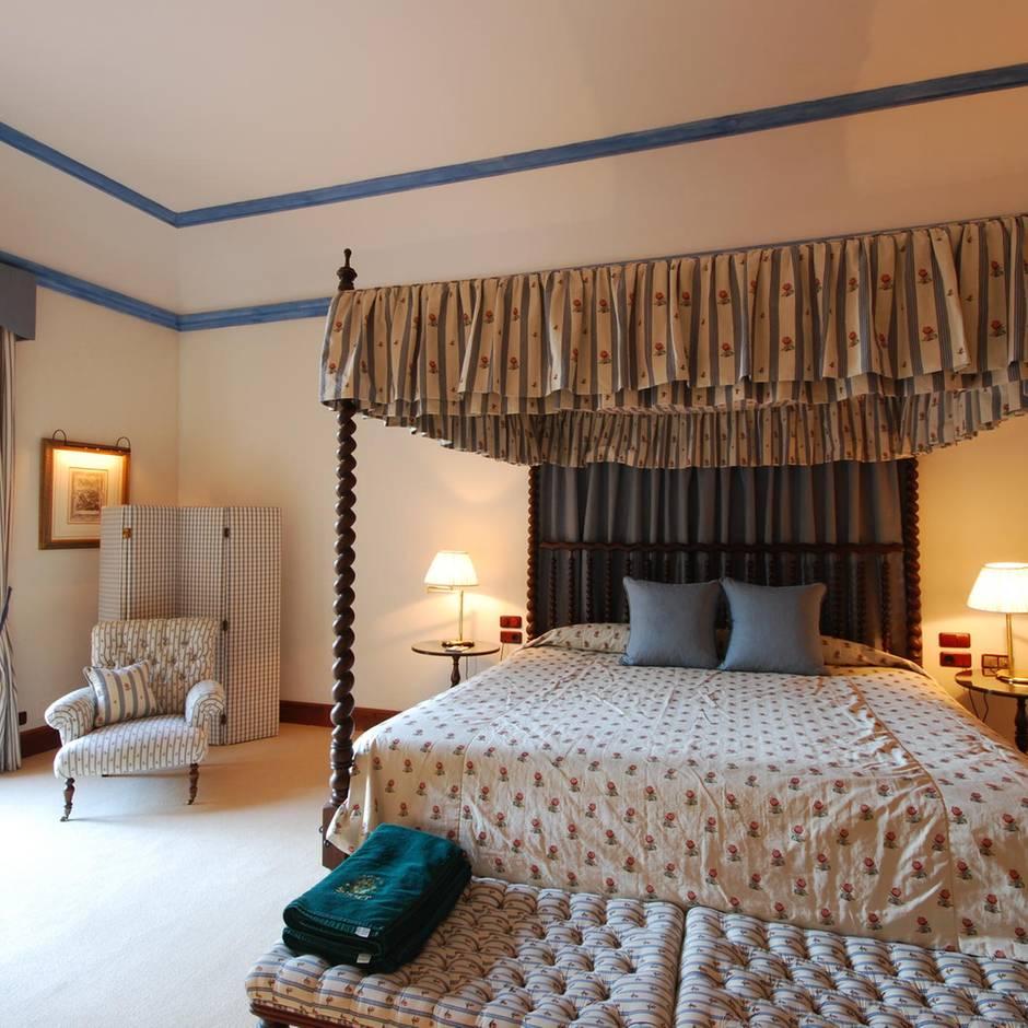 Standard für Hotelsterne: Ein- oder Fünf-Sterne-Haus? 250 Kriterien entscheiden über Hotel-Klassifizierung