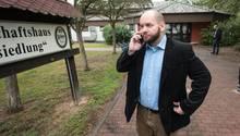 Stefan Jagsch von der NPD wurde zum Ortsvorsteher von Altenstadt-Waldsiedlung gewählt