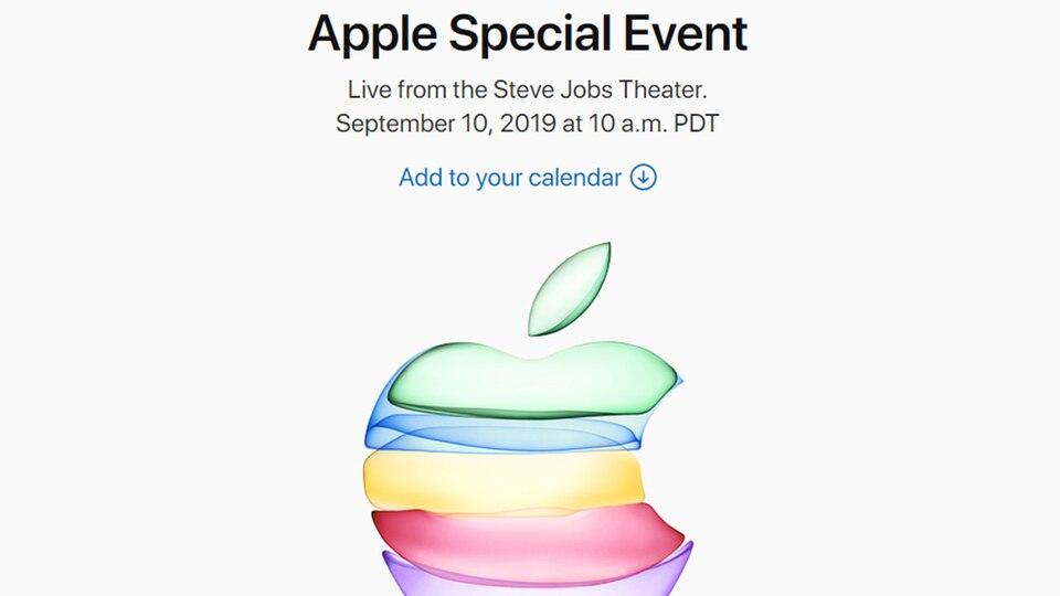 apple keynote livestream