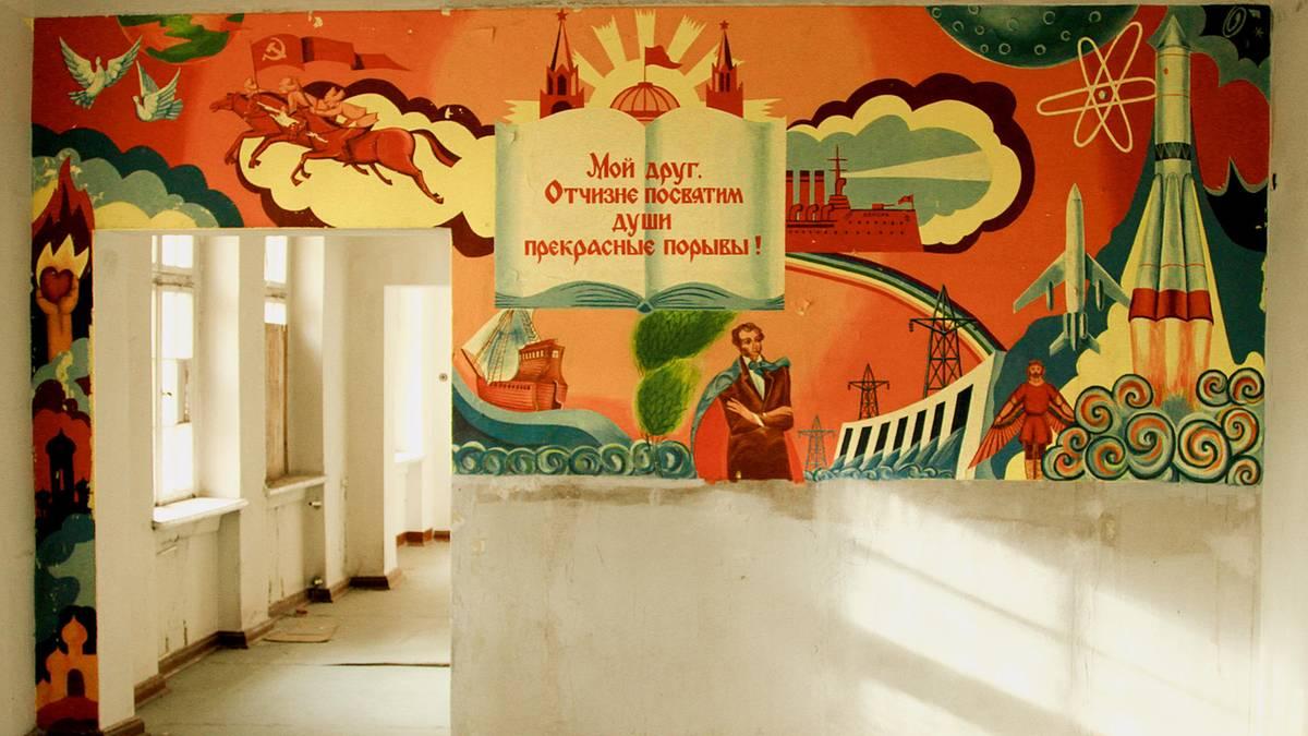 Lost Places in Ostdeutschland: 25 Jahre nach dem Abzug: So bizarr sehen die Geisterstätten der Sowjets heute aus