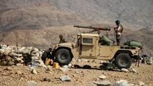 Mitglieder der afghanischen Sicherheitskräfte nehmenan einer Militäroperation teil. Donald Trump hat mit dem Abbruch von Gesprächen zwischen den USA und den Taliban Irritationen ausgelöst.