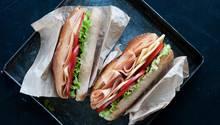 So lecker könnte ein Sandwich aussehen. Mit der Bestellung der 20-jährigen Anna aus London hat das nicht viel zu tun.