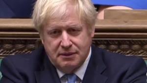 Boris Johnson musste im britischen Unterhaus erneut eine Niederlage einstecken