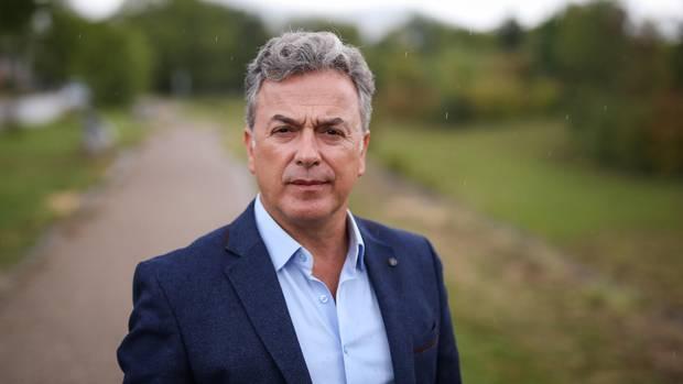 Memet Kilic, Jurist und Politiker der Partei Bündnis 90/Die Grünen