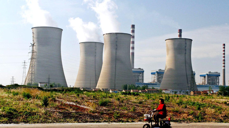 Kohlekraftwerk in China