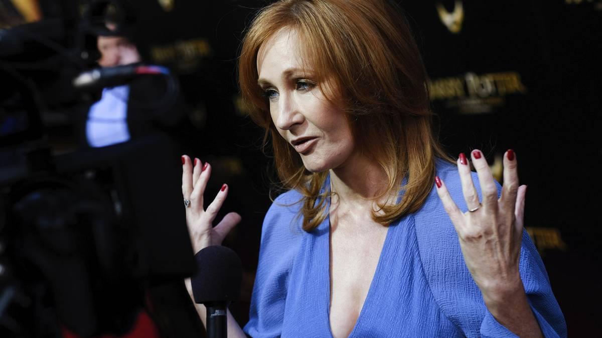 Neuer Jk Rowling Film