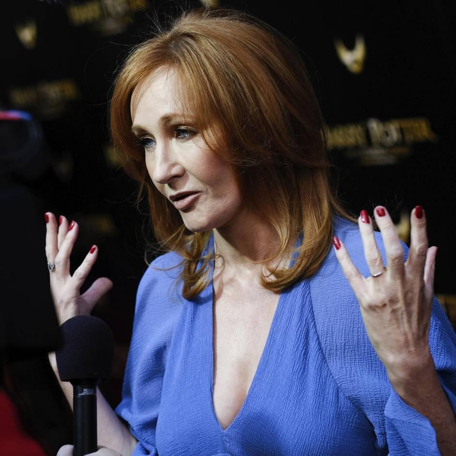 """""""Anne Rowling Regenerative Neurology Clinic"""": """"Harry Potter""""-Autorin J.K. Rowling spendet 17 Millionen Euro an Klinik"""