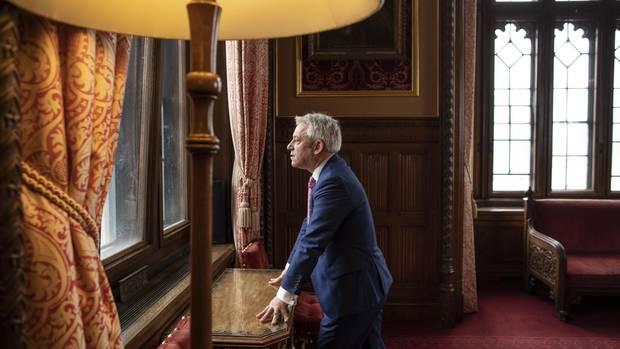 "John Bercow, ""Mr. Speaker"", der britische Unterhaussprecher"