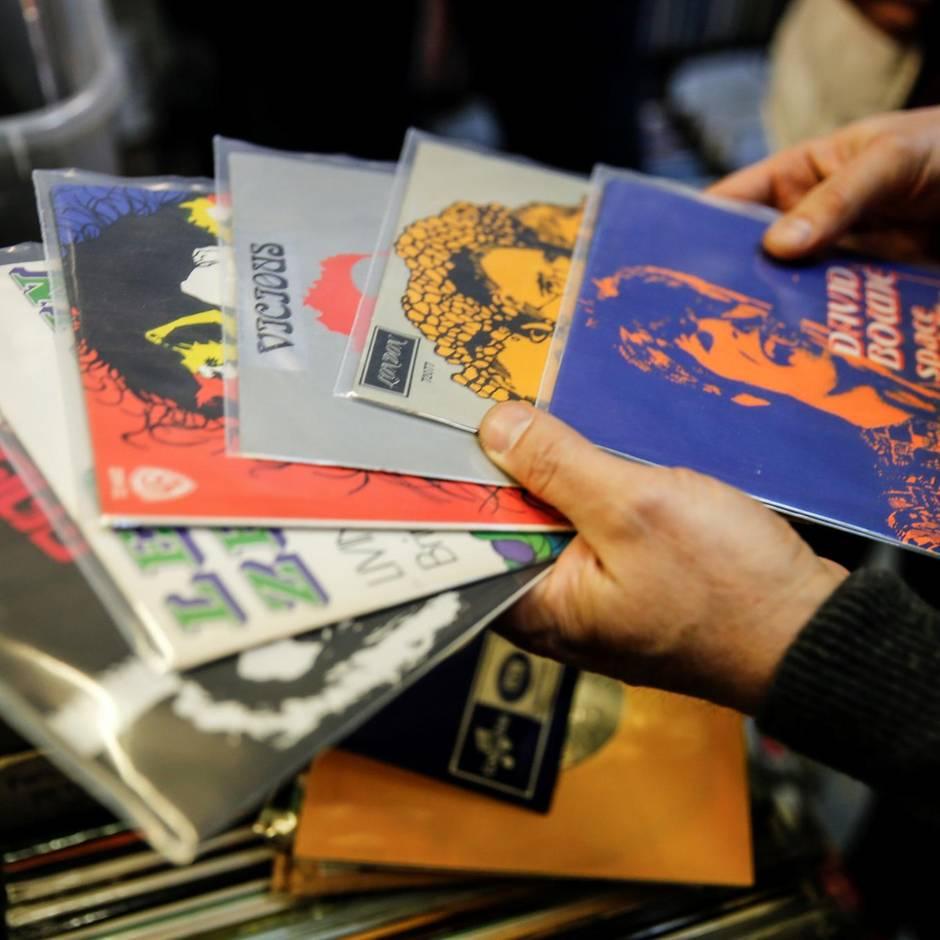 Umsatzzahlen verglichen: Vinyl ist auf bestem Wege, die CD zu überholen