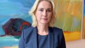 Politikerin Manuela Schwesig