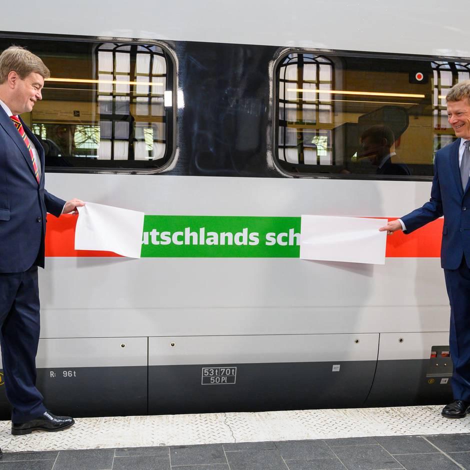 """""""Schaden in der Oberleitung"""": Die Deutsche Bahn und der falsche Mythos vom Öko-Champion"""