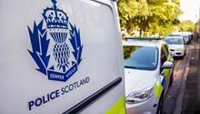 Polizei Schottland
