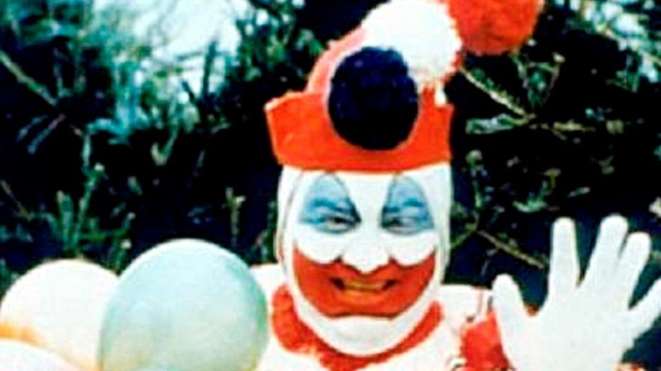 Gacy als Clown
