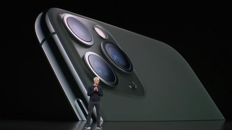 apple event 2019 - iphone 11 Pro