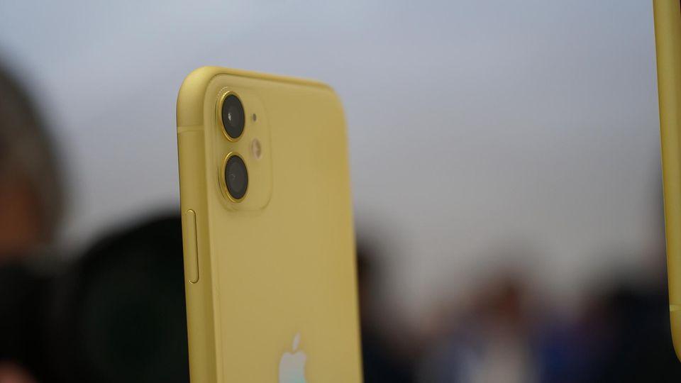 Smartphone-Markt: Das iPhone 11 erfindet das Smartphone nicht neu - und passt damit in Apples Strategie