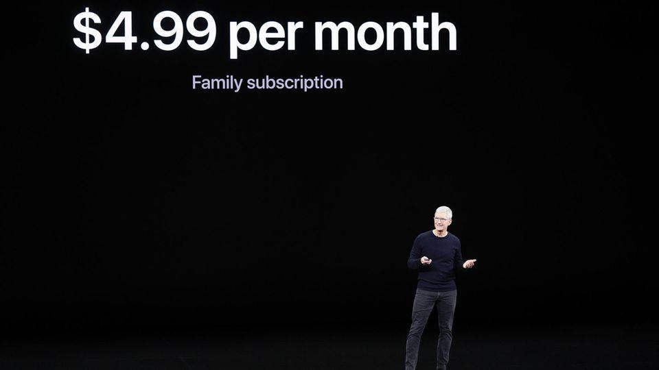 Apple TV+ Präsentation