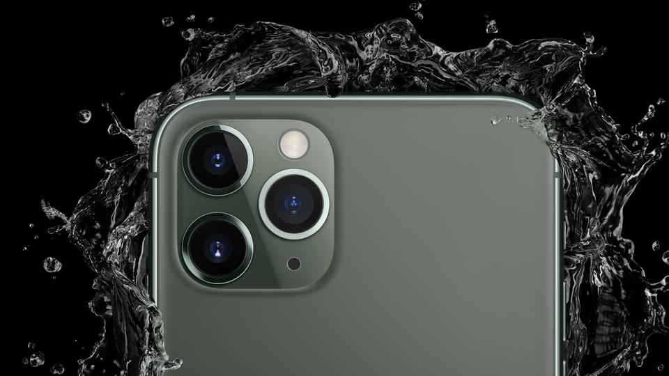 Die neue Dreifach-Kamera im iPhone 11 Pro ermöglicht neue Foformate.