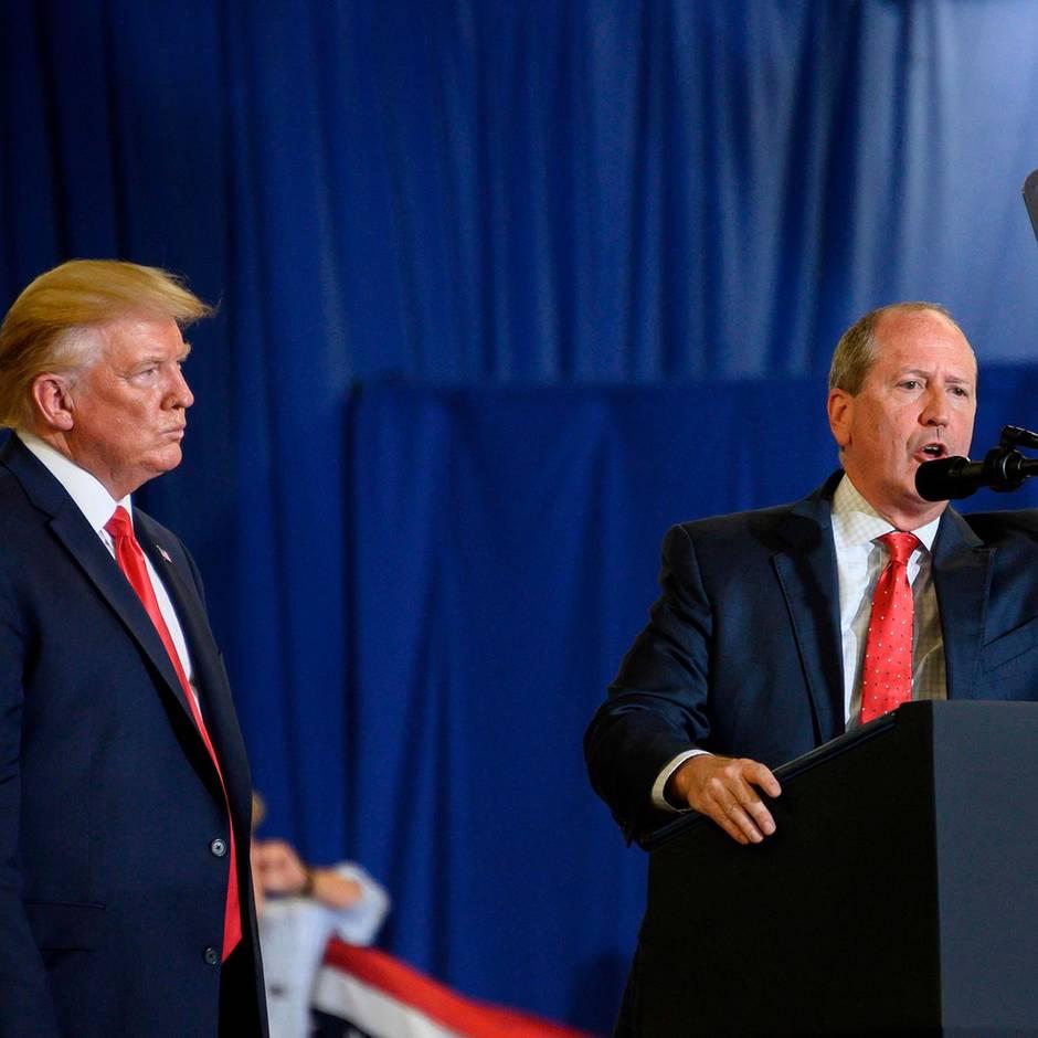 News von heute: Trump-Kandidat gewinnt Nachwahl in North Carolina