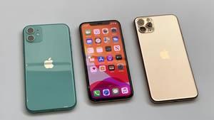 Apple hat in diesem Jahr drei neue iPhones vorgestellt.