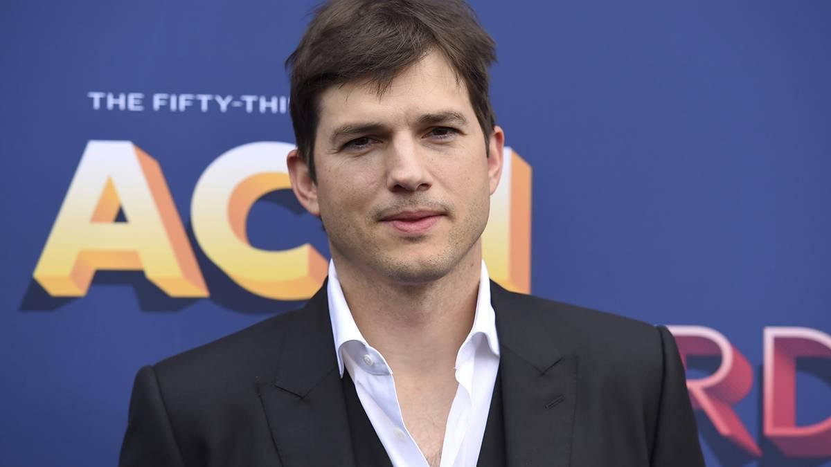Leute von heute: Ashton Kutcher bricht sich Zeh - und biegt ihn selbst wieder gerade