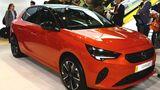 Opel Corsa E - ab 29.900 Euro mit einer Reichweite bis zu 330 Kilometern