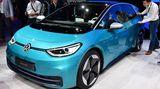 Vom VW ID 3 ist die erste Serie mit 30.000 Autos bereits ausverkauft.