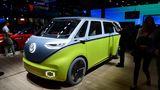 VW ID BUZZ - derelektrische Bulli von morgen