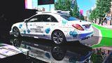 Der Mercedes-Bosch Urban kann automatisch fahren.