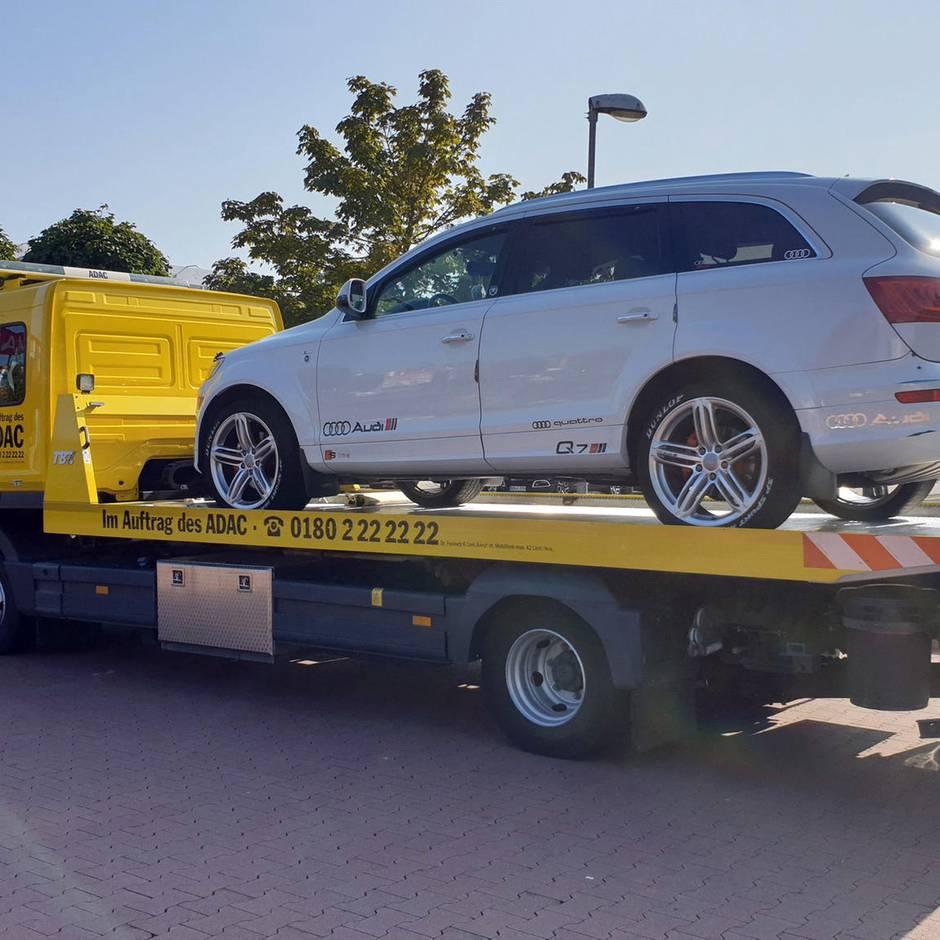 News von heute: 373 Punkte in Flensburg: Autofahrer bei illegaler Spritztour auf frischer Tat von Polizei ertappt