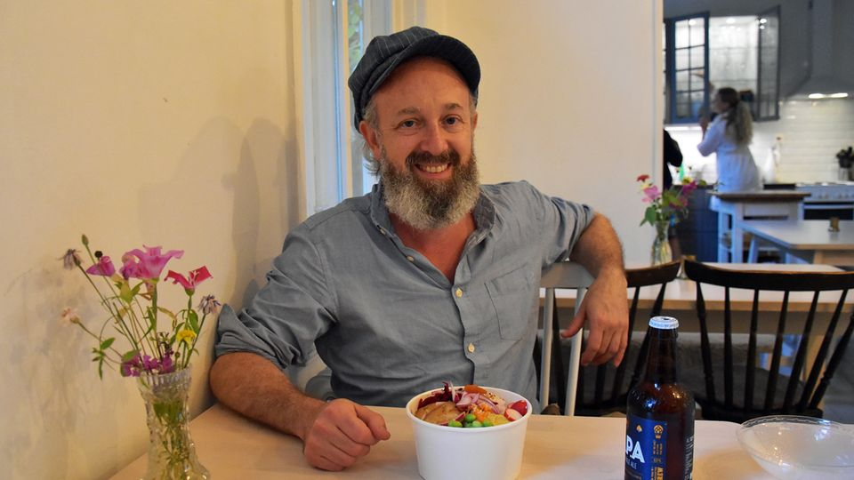 Shmuel Goldberg Röstånga